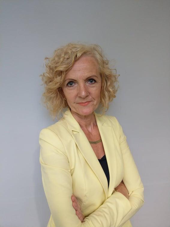Ewa Andziulewicz Dyrektor Powiatowego Urzędu Pracy w Gdyni