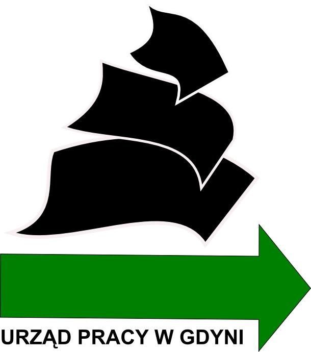 Logo Powiatowego Urzędu Pracy w Gdyni