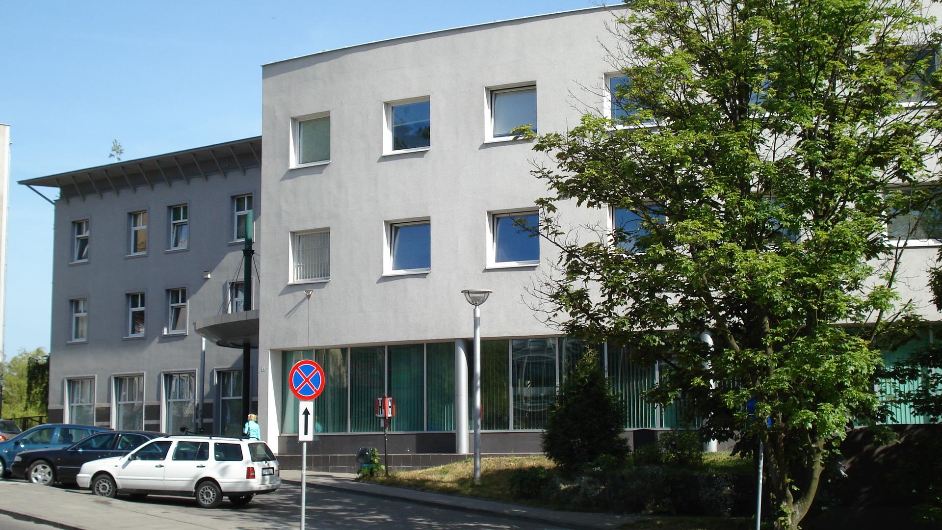 Budynek Powiatowego Urzędu Pracy w Gdyni